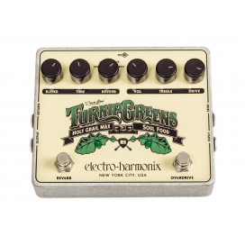 ELECTRO HARMONIX TURNIP GREENS MULTIEFFECT