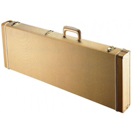 MP GEAR EC-501MF ELECTRIC GUITAR CASE RETTANGOLARE TWEED