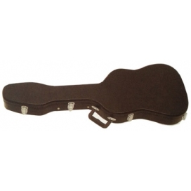 MP GEAR EC-500MS ELECTRIC GUITAR CASE SHAPED