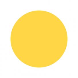 SHOWTEC COLOR SHEET 151 GOLD TINT 1.22X055CM