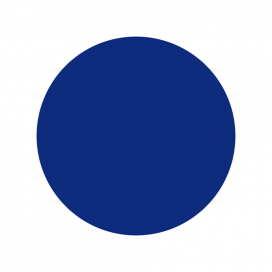 SHOWTEC COLOR SHEET 116 DARK BLUE 61X53CM