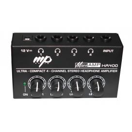 MP AUDIO MICROAMP HA400