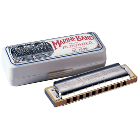 HOHNER MARINE BAND 1896 C MINOR (DO MINORE NATURALE)