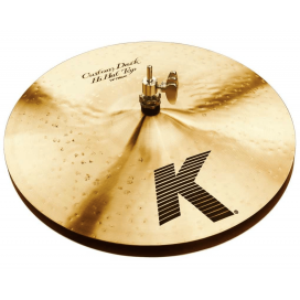 ZILDJIAN K CUSTOM 14 DARK HI-HAT