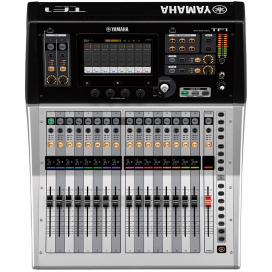YAMAHA TF1 DIGITAL MIXING CONSOLE 40 CHANNELS + CASE
