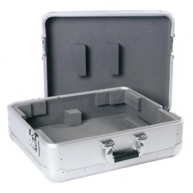 ROADINGER TURNTABLE CASE TOUR ALU-SILVER