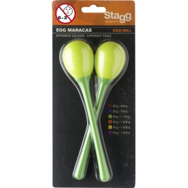 STAGG EGG-MA-L/GR