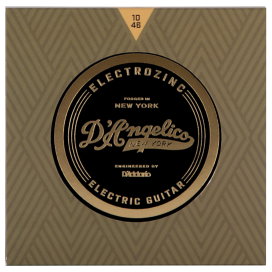 D'ANGELICO ELECTROZINC ROCK 10-46