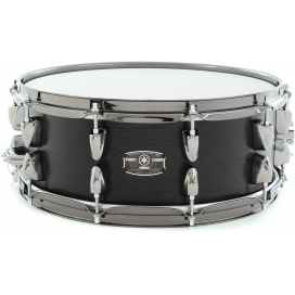 "YAMAHA LNS1455BKW RULLANTE 14X5.5""LIVE CUSTOM BLACK WOOD"