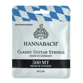 HANNABACH 500MT MEDIUM TENSION SET