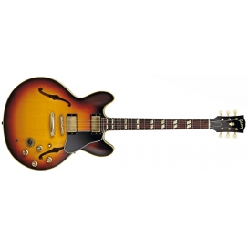 GIBSON ES-345 1964 HISTORIC BURST GOLD HARDWARE