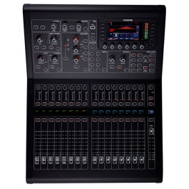 MIDAS M32R MIXER DIGITALE RACK 40 CANALI CON CASE