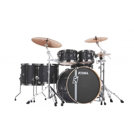 TAMA ML62HZBNS-FBK SUPERSTAR 6 PEZZI SHELL KIT FLAT BLACK