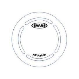 EVANS EQPAF1 ARAMID FIBER BEATER IMPACT PAD SINGLE PEDAL 2 P