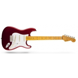 FENDER STRATOCASTER '50 CLASSIC CANDY APPLE RED LACQUER MN
