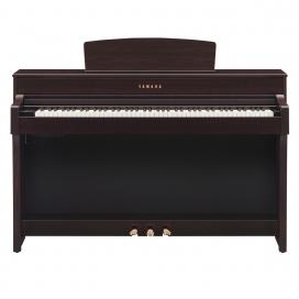 YAMAHA CLP645R PIANO DIGITALE PALISSANDRO