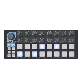 ARTURIA BEATSTEP BLACK LIMITED EDITION