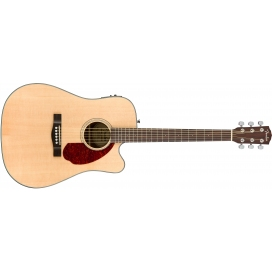FENDER CD-140SCE NATURAL W/CASE WN