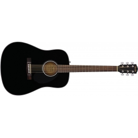 FENDER CD60S BLACK - CHITARRA ACUSTICA