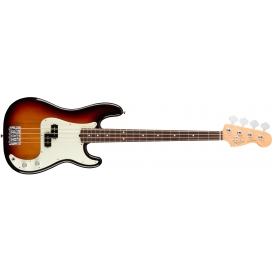 FENDER PRECISION BASS AM PRO 3TS RW