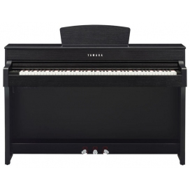 YAMAHA CLP635B PIANO DIGITALE NERO SATINATO