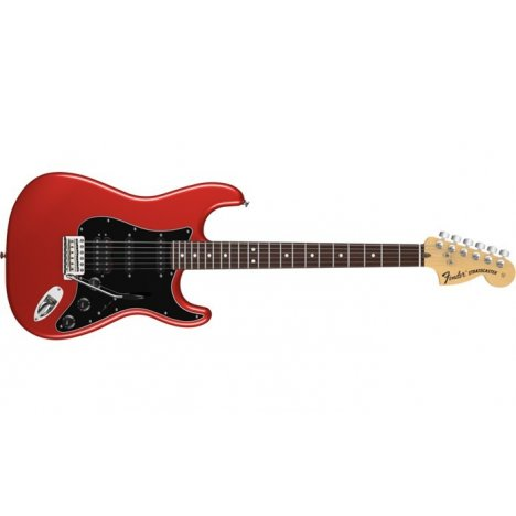 FENDER STRATOCASTER AMERICAN SPECIAL HSS CANDY APPLE RED ROSEWOOD