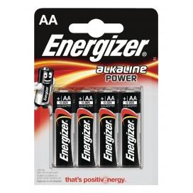 ENERGIZER POWER 4 BLISTE AA STILO