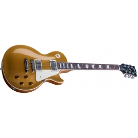 GIBSON LES PAUL STANDARD 2016 T GOLD TOP CHROME HARDWARE