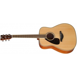 YAMAHA FG820L NATURAL LEFT HANDED