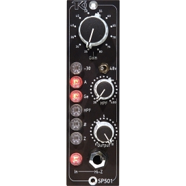 TK AUDIO SP501 500 SERIES CLASS A PREAMP