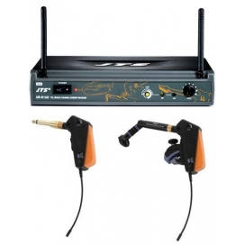 JTS UR816D-UT16GT+508GT SISTEMA RADIO PER CHITARRA E FIATI