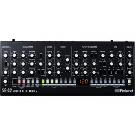 ROLAND SE02 ANALOG SYNTHESIZER ROLAND BOUTIQUE