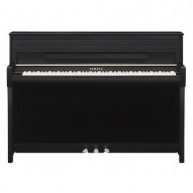 YAMAHA CLP685B PIANO DIGITALE NERO SATIN