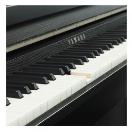 YAMAHA CLP685B PIANO DIGITALE NERO SATIN