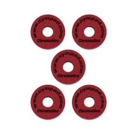 CYMPAD CS 5/5R OPTIMIZER CHROMATIC 40X15 RED SET