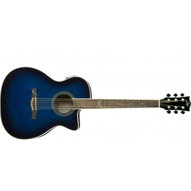EKO NXT 018 CW EQ BLUE SUNBURST