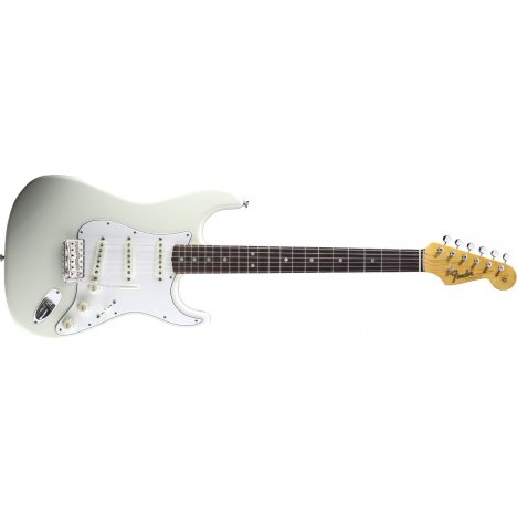 FENDER STRATOCASTER AMERICAN VINTAGE '65 OLYMPIC WHITE