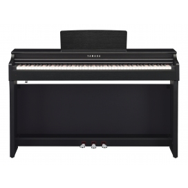 YAMAHA CLP625B PIANO DIGITALE NERO SATINATO