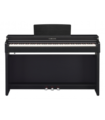 YAMAHA CLP625B PIANO DIGITALE NERO SATINATO