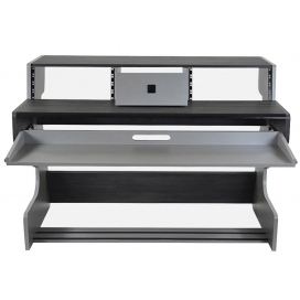 ZAOR MIZA 88 WORKSTATION GREY WENGE'