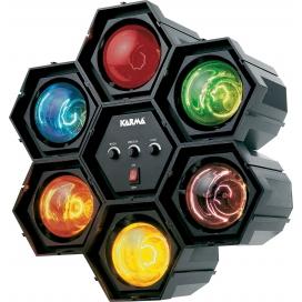 KARMA DJ319LED EFFETTO LUCE 6 MODULI DA 36 LED