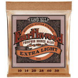 ERNIE BALL 2150 EARTHWOOD PH.BR. 10/50