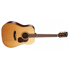 CORT GOLD D6 NATURAL + CASE - CHITARRA ACUSTICA