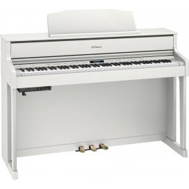 ROLAND HP605WH PIANO DIGITALE WHITE