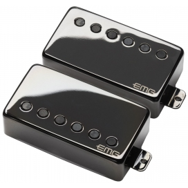 EMG JH-SET JAMES HETFIELD BLK