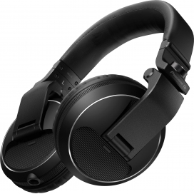 PIONEER HDJ-X5-K PRO DJ HEADPHONE BLACK