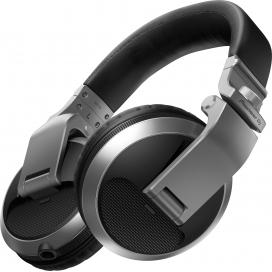 PIONEER HDJ-X5-S PRO DJ HEADPHONE SILVER
