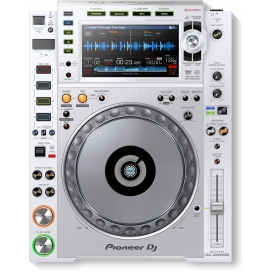 PIONEER CDJ2000NXS2-W CD PLAYER WHITE