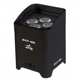 SAGITTER BATI4DL BATTERY LED 4X12W RGBWA