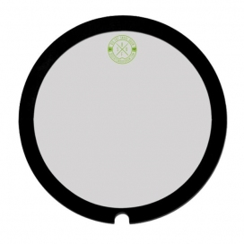 "BIG FAT SNARE DRUM GREEN MONSTER BFSD 14"""